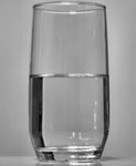 Get EXCITED! The Glass Really IS Half Full…